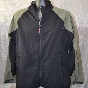 WOLVERINE ZIP FRONT WINDBREAKER JACKET